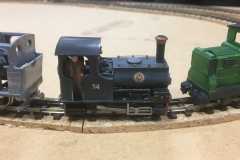 David Churchill's Andrew Barclay 0-4-0ST