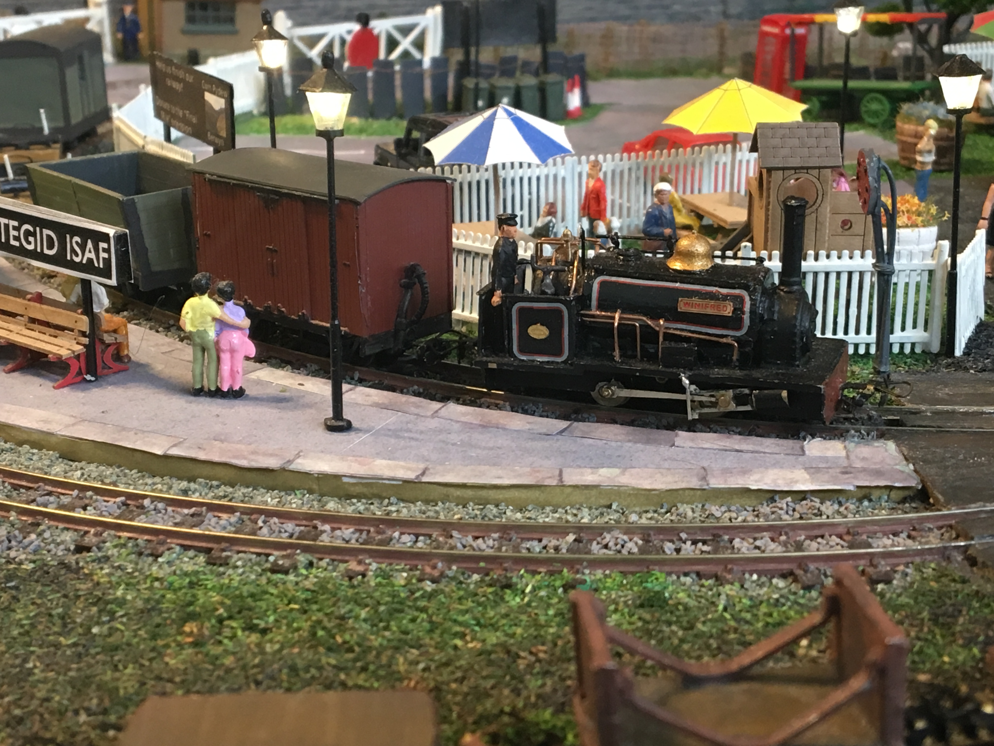 Narrow Gauge Midlands 2018