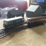Julien's Railcars