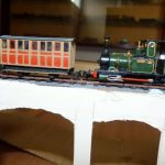 Peter A's Dolgoch.JPG - Peter Ashby's model of Dolgoch made from the Bachmann Rheneas with a Narrow Planet conversion kit. (photo © Peter Ashby)